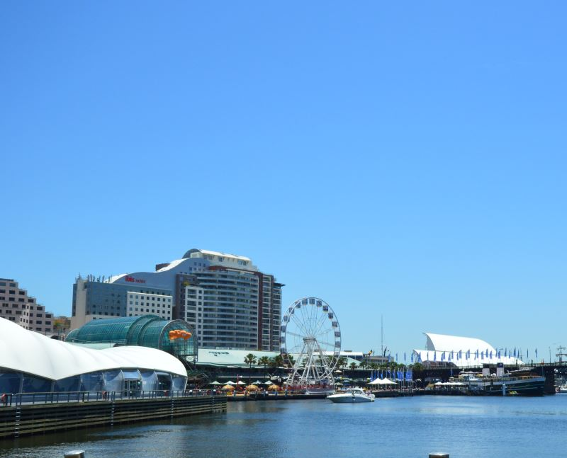 Restaurants, Places to Eat and Entertainment for the whole Family at Darling Harbour