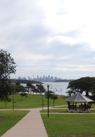 Park at Watsons Bay (Sydney Harbour)