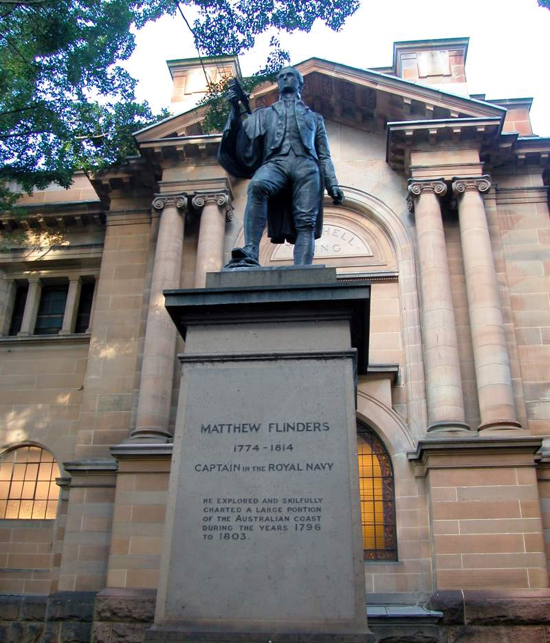 Matthew Flinders: Early Australian Explorer