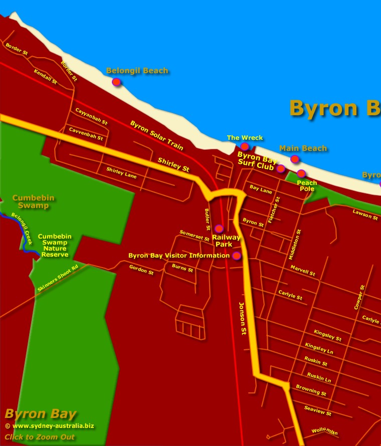Map Of Byron Bay Area : See 148 reviews, articles, and 112 photos of cape byron we recommend booking cape byron state conservation area tours ahead of time to secure your spot.