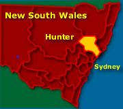 Regions of NSW