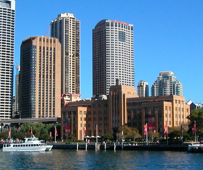 Museum of Contemporary Arts at Sydney Cove, Circular Quay