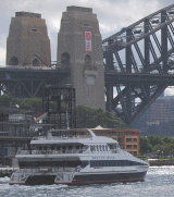Exploring Sydney Harbour