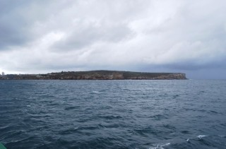 North Head Ferry View