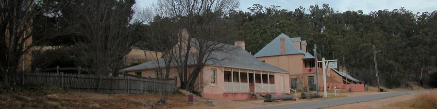 The small but beautiful historical village of Hartley, NSW