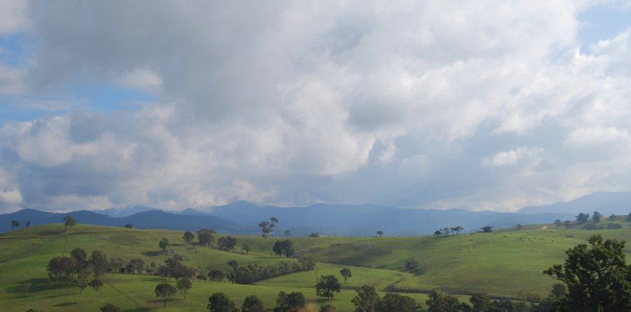 Touring Australia: On the Snowy Mountains Highway, a small part of the Great Dividing Range