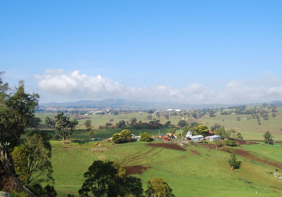 Bega in the Valley.