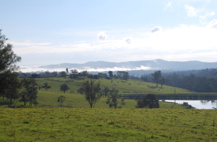 Bega Valley on the Sapphire Coast of NSW, Australia