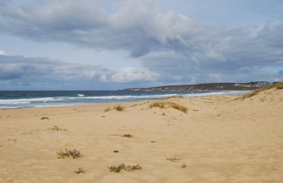 Merimbula, view from Tura Beach, NSW