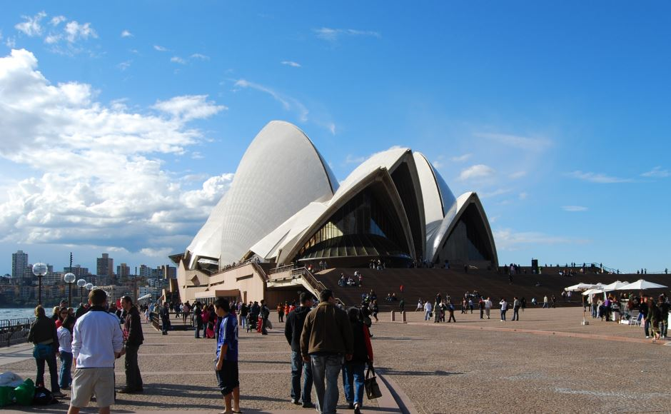 Jorn Utzøn's Contribution to Australia and the World: The Sydney Opera House on the Harbour
