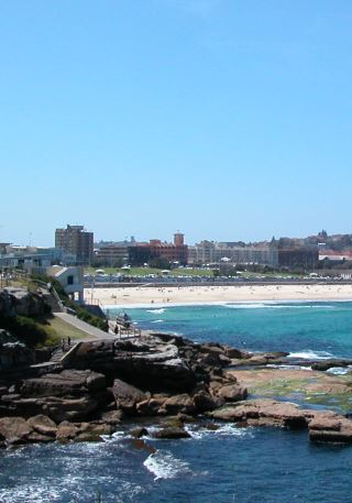 On the Bondi to Coogee Walk