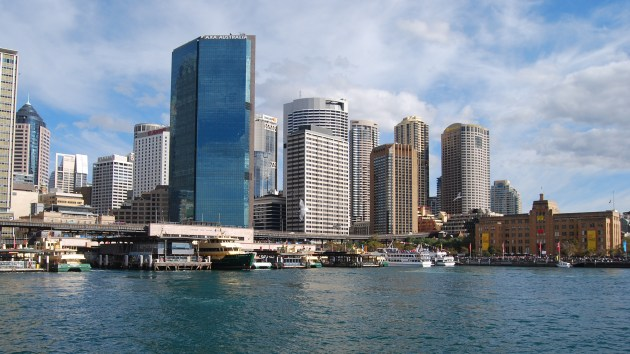 Circular Quay and The Rocks, where Australia began as a Nation.
