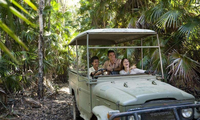 4WD Tours of Mt. Borradaile, Arnhem Land.