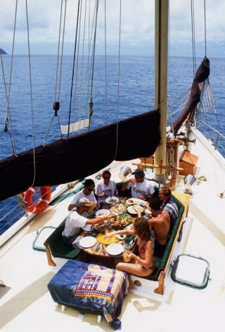 Barrier Reef Cruises