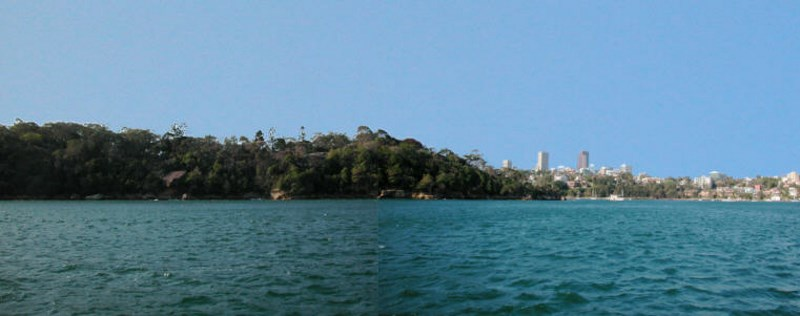 Balls Head Peninsula, Waverton on Sydney Harbour