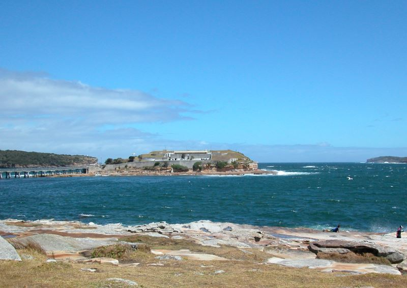 Botany Bay Bare Island Fort at La Perouse