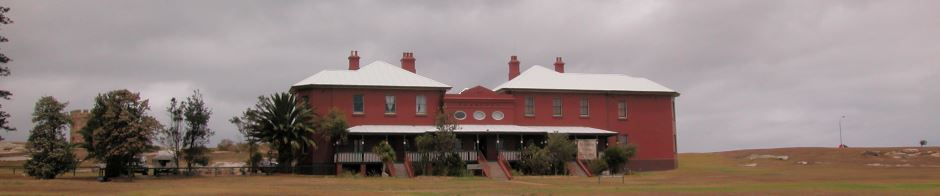 The La Perouse Museum, located on the Botany Bay Shoreline