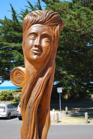 Apollo Bay Carving