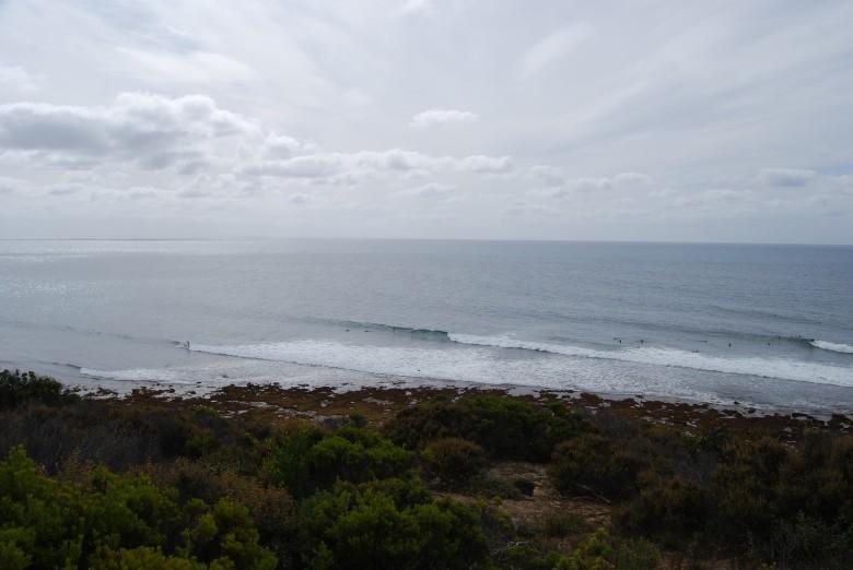 Winkipop Surf Beach on the Surf Coast of Victoria