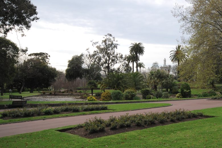Queen Victoria Garden