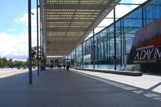 Main Entrance to Melbourne Museum