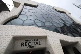 Recital Hall in Melbourne.
