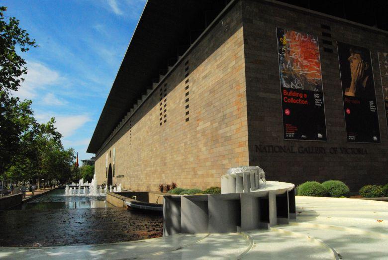 Art Gallery on 180 St Kilda Road - Melbourne Australia