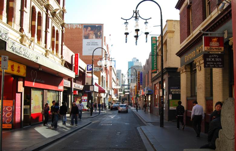 Melbourne Chinatown - Great Asian Foods and Wares