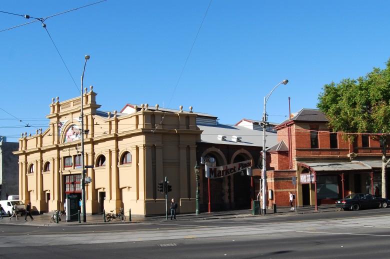 Melbourne Australia Victoria Market